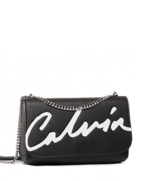Calvin Klein Ckj Sculpted Flap Ew Xbody Çapraz Askılı Kadın Çantası K60K606572 Black