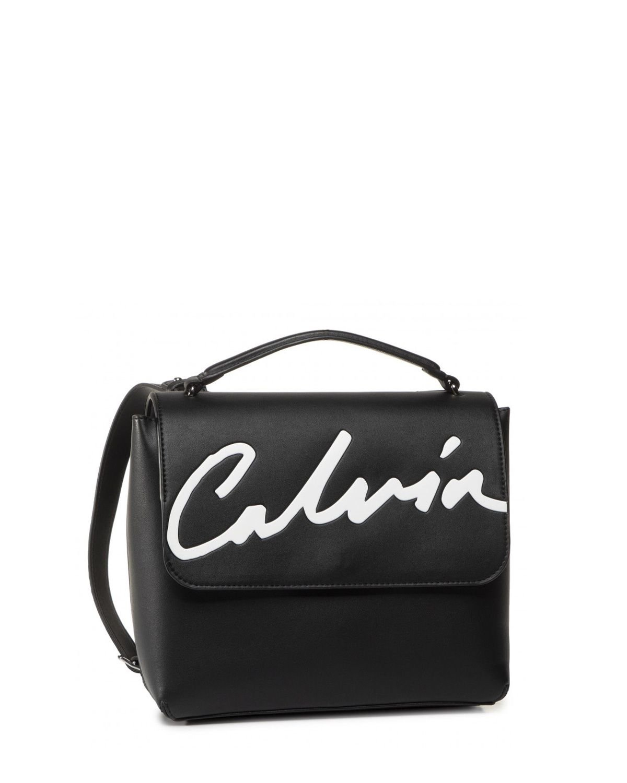 Calvin Klein Ckj Sculpted Flat Bp Kadın Sırt Çantası K60K606571 Black