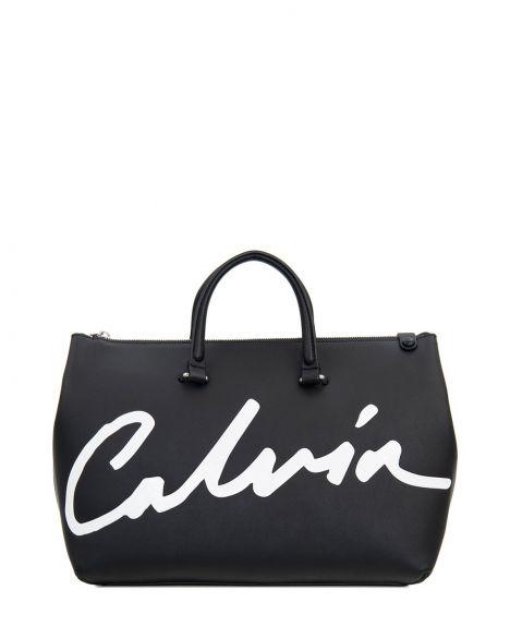 Calvin Klein Ckj Sculpted Satchel Kadın El Çantası K60K606575 Black