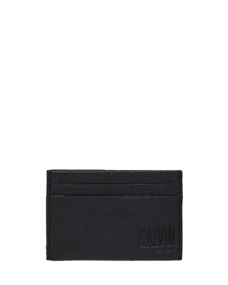 Calvin Klein Ckj Slim Monogram Erkek Kartlık K50K505596 Black