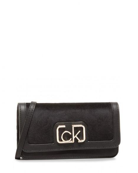 Calvin Klein Clutch V K60K607118 Black
