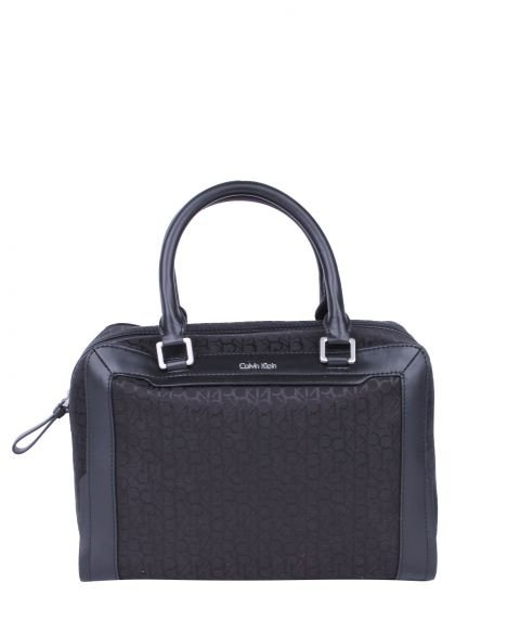 Calvin Klein Core Logo Seyahat Çantası A627887457 Black