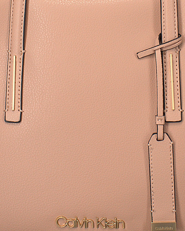 Calvin Klein Frame Medium Kadın Omuz Çantası K60K604369 Nude