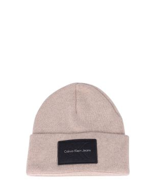 Calvin Klein J Re-İssue Beanie M Şapka K40K400102