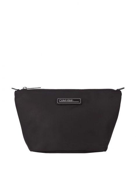 Calvin Klein Md Makyaj Çantası K60K607179 Black