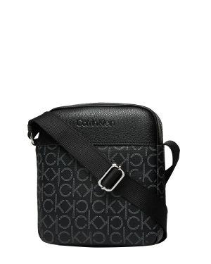 Calvin Klein Monogram Trimmed Çapraz Askılı Erkek Çantası K50K506851