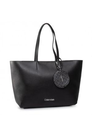 Calvin Klein Must Shopper Md Kadın Kol Çantası K60K606328 Black