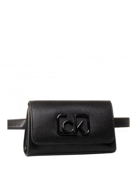 Calvin Klein Signature Kadın Bel Çantası K60K606644 Black