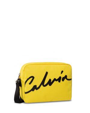Calvin Klein Sport Essentials Camera Bag Çapraz Askılı Kadın Çantası K60K606593 Blazing Yellow