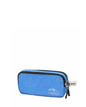 Cambridge Polo Club İki Bölmeli Kalemlik Plklk40010 Mavi