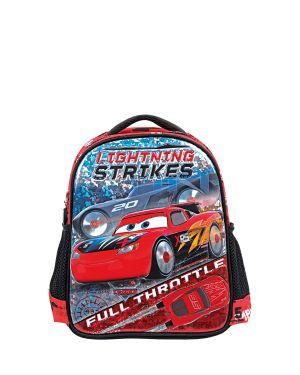 Brick Rocket Racing Anaokulu Çantası  Siyah - Kırmızı