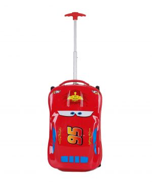 Cars Çocuk Lightning Mcqueen Valizi 86540 Kırmızı