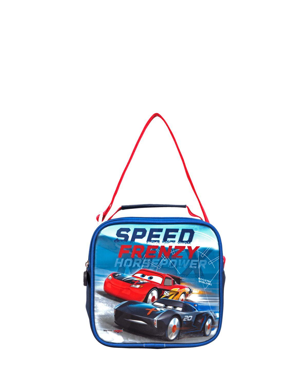 Cars Echo Speed Frenzy Beslenme Çantası 5088 Mavi