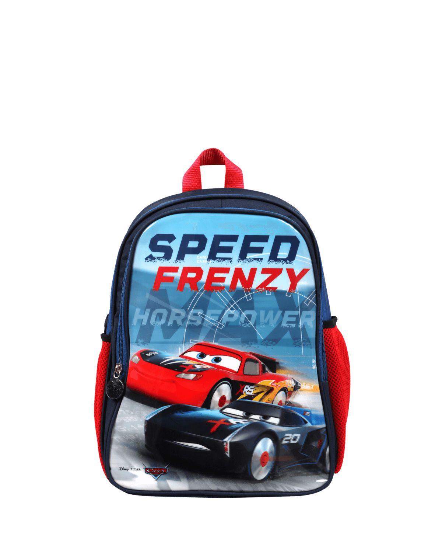 Cars Hawk Speed Frenzy İlkokul Çantası 5089 Mavi - Lacivert