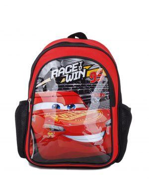 Cars İlkokul Çantası 96673 Kırmızı