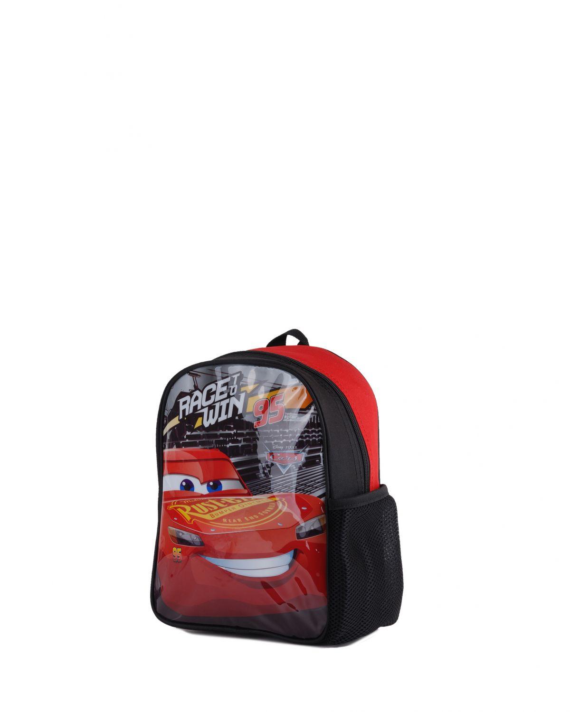 Cars İlkokul Çantası 96675 Kırmızı