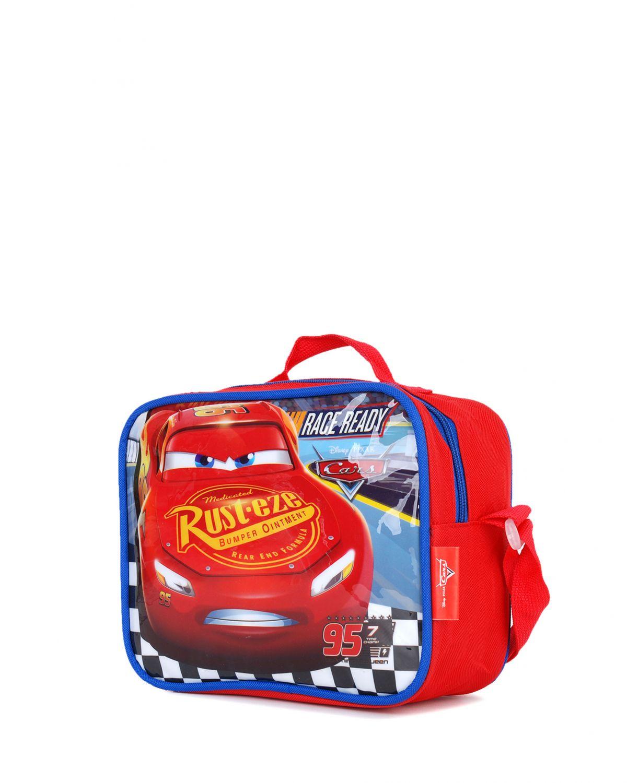 Cars Race Ready Beslenme Çantası 95685 Kırmızı