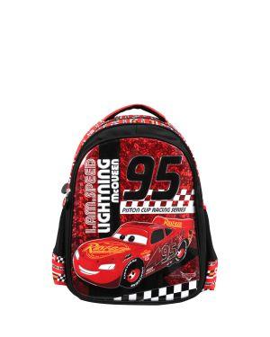 Saltı I'M Speed İlkokul Çantası  Siyah - Kırmızı