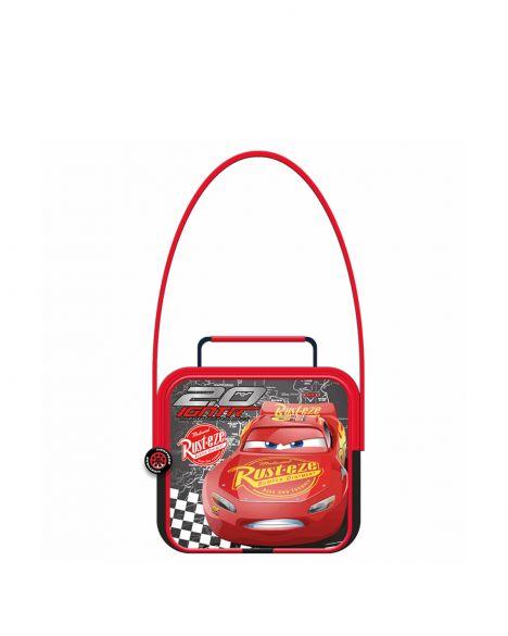 Cars Echo Rust Eze Erkek Çocuk Beslenme Çantası OTTO-5659 Kırmızı