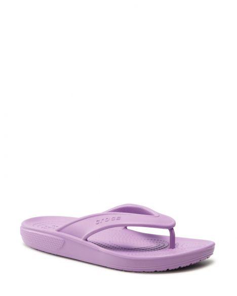 Crocs Classic Ii Flip Parmak Arası Kadın Terlik 206119 Orchid