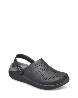 Crocs Literide Clog Erkek Terlik CR1091 Black/Slate Grey