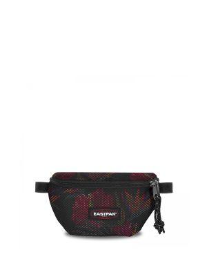 Eastpak Springer Bel Çantası EK074 Black Hibiscus