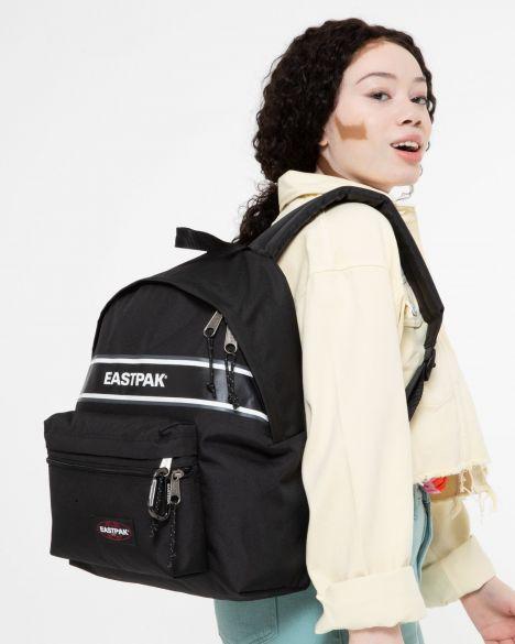 Eastpak Padded Zippl'R + Sırt Çantası EK0A5B74 Black Snap