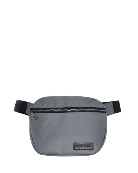 Endémique Studio The Pocket Kot Gri Kadın Bel Çantası EPB-002 Grey