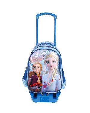 Frozen Salto Destin Tekerlekli İlkokul Çantası 5113