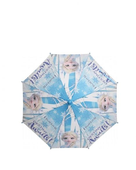 Frozen Destiny Awaits Şemsiye OTTO-44633 Mavi
