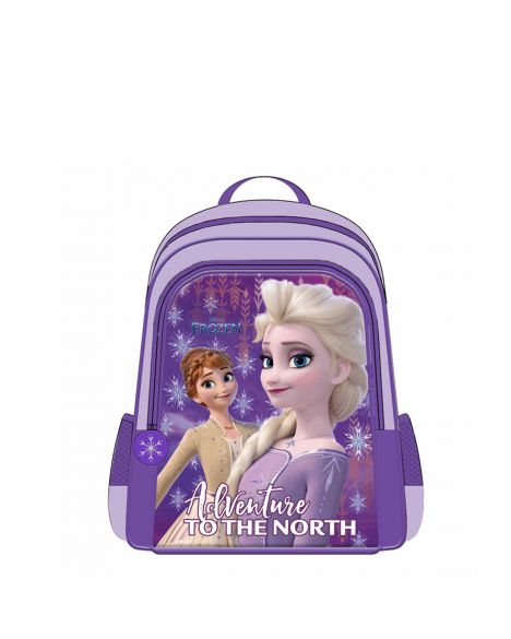 Frozen Elsa-Anna Hawk Adventure Kız Çocuk İlkokul Çantası OTTO-5664 Mor - Lilac