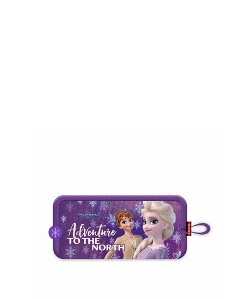 Frozen Elsa-Anna Hawk Adventure Kız Çocuk Kalemlik OTTO-5666 Mor - Lilac