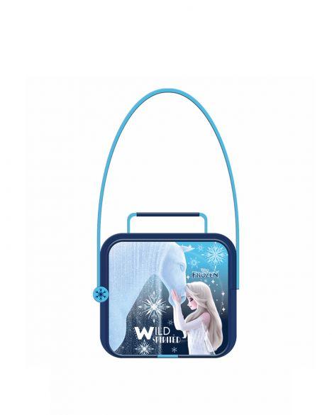 Frozen Elsa Echo Wild Sipirited Kız Çocuk Beslenme Çantası OTTO-5675 Mavi - Lacivert