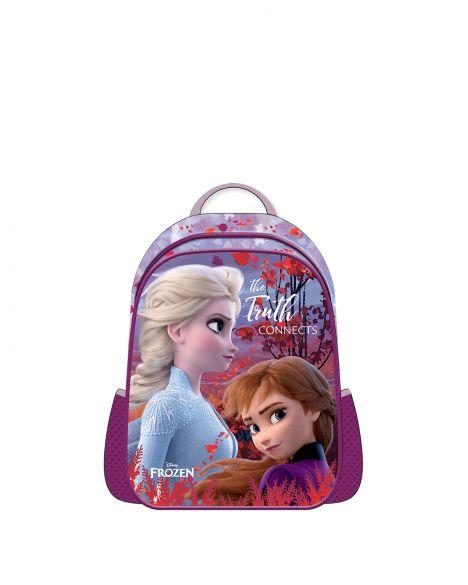 Frozen Hawk Jr. The Truth Connects Kız Çocuk Anaokul Çantası OTTO-5668 Mor