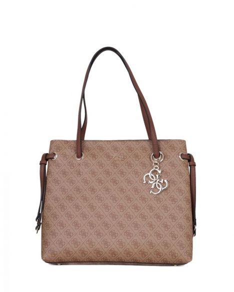 Guess Digital Shopper Kadın Kol Çantası SB685324 Brown