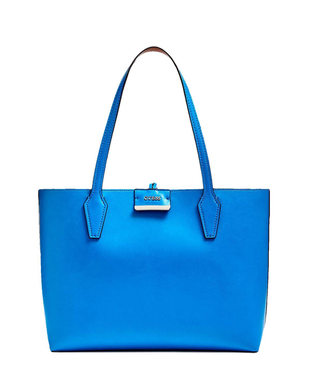 Guess Kadın Çantası SB642215 Blue Cognac