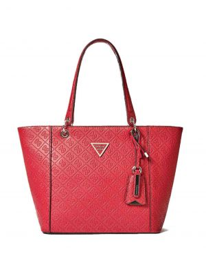 Guess Kamryn With Embossed Kadın Çantası SD669123 Red