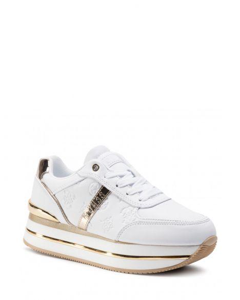 Guess Dafnee / Active Lady / L Kadın Sneakers FL7DFEFAL12 White