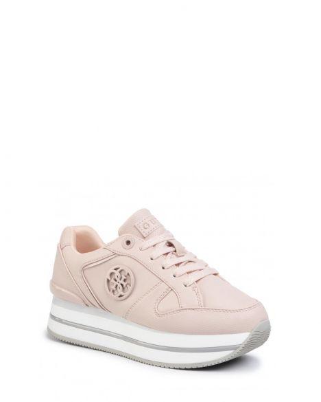 Guess Dealia Kadın Sneakers FL5DEAELE12 Blush