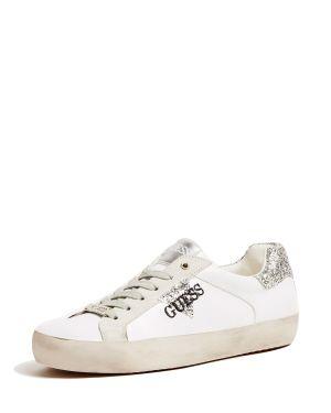 Guess Grea Eskitme Kadın Sneakers FL7GREELE12