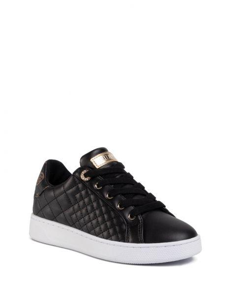 Guess Reace Kadın Sneakers FL7REEFAL12 Brown / Ocra
