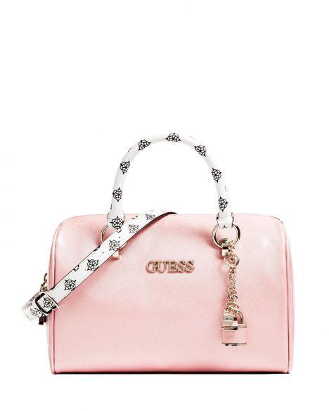 Guess South Bay Box Satche Kadın El Çantası HWPS7752060 pink