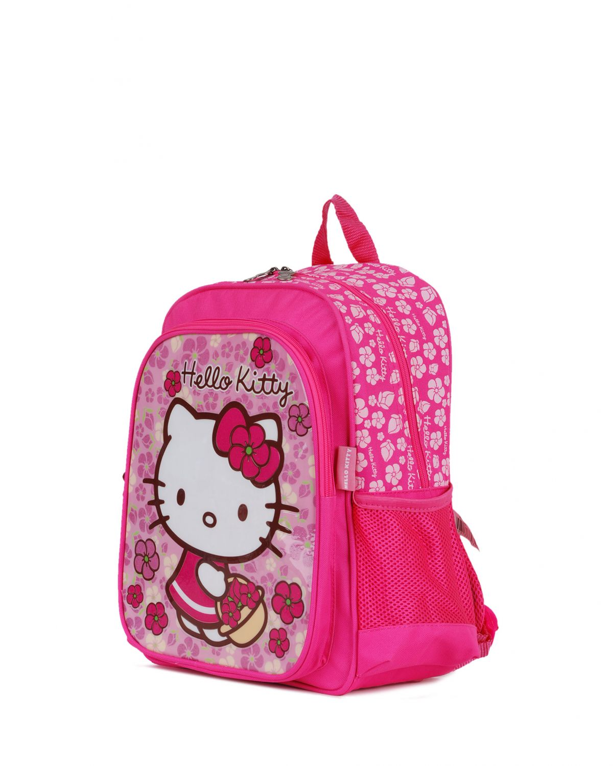 Hello Kitty Flower İlkokulu Çantası 86034 Pembe