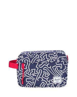 Herschel Chapter Aksesuar Çantası 10039 Peacoat Keith Haring