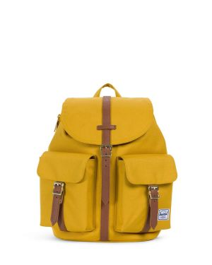 Herschel Dawson X-Small 10301 Arrowwood/Tan Synthetic Leather