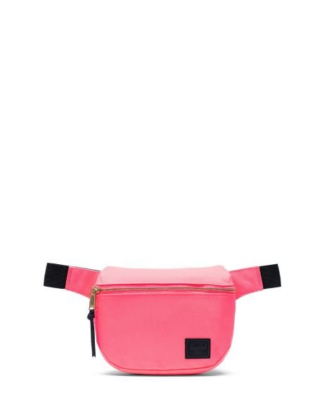 Herschel Fifteen Bel Çantası 10215 Neon Pink/BLack