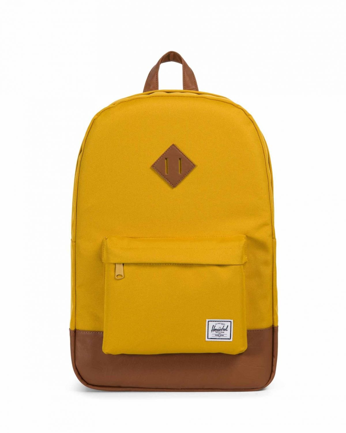 Herschel Heritage Sırt Çantası 10007 Arrowwood/Tan Synthetic Leather