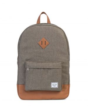 Herschel Heritage Sırt Çantası 10007 Peacoat/Navy/Vermillion Orange