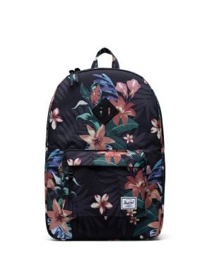 Herschel Heritage Sırt Çantası 10007 Summer Floral Black
