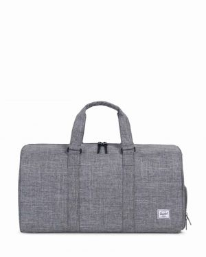 Herschel Novel M Co Spor Çantası 10351 Raven Crosshatch